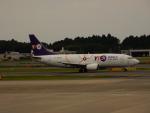 kiyohsさんが、成田国際空港で撮影したYTOカーゴ・エアラインズ 737-36Q(SF)の航空フォト(飛行機 写真・画像)