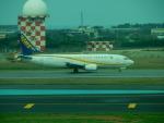 kiyohsさんが、台湾桃園国際空港で撮影した中国郵政航空 737-36Q(SF)の航空フォト(飛行機 写真・画像)