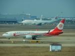 kiyohsさんが、上海浦東国際空港で撮影した福州航空 737-808の航空フォト(写真)