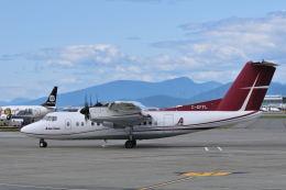 Nori77さんが、バンクーバー国際空港で撮影したエア・ティンディ DHC-7-102 Dash 7の航空フォト(飛行機 写真・画像)