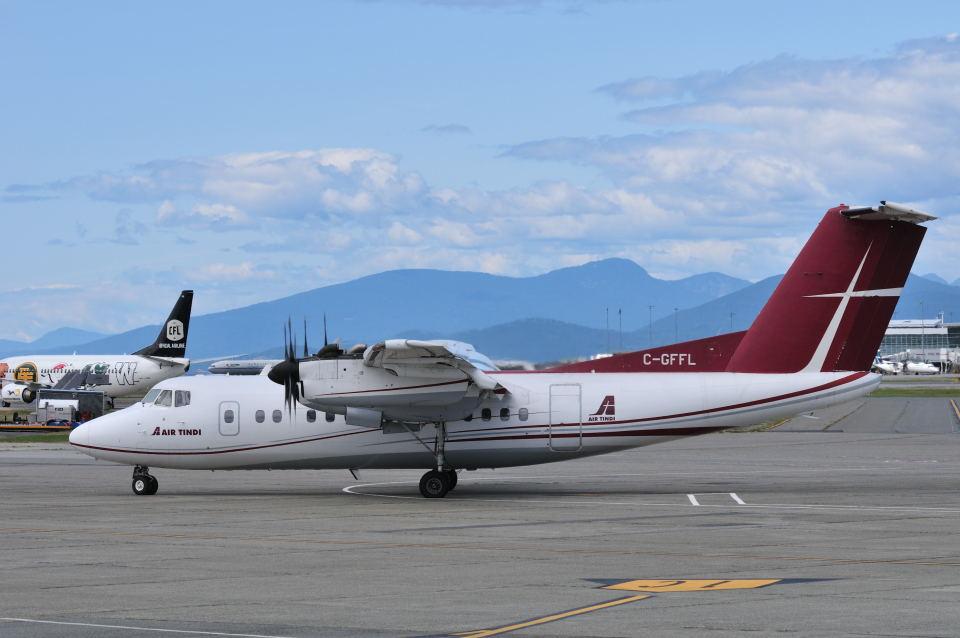 Nori77さんのエア・ティンディ De Havilland Canada DHC-7 (C-GFFL) 航空フォト