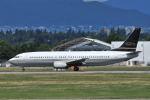 Nori77さんが、バンクーバー国際空港で撮影したフレア航空 737-408の航空フォト(飛行機 写真・画像)