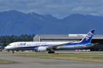 Nori77さんが、バンクーバー国際空港で撮影した全日空 787-9の航空フォト(飛行機 写真・画像)
