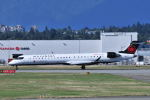 Nori77さんが、バンクーバー国際空港で撮影したエア・カナダ・エクスプレス CL-600-2D15 Regional Jet CRJ-705ERの航空フォト(飛行機 写真・画像)