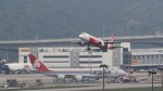 westtowerさんが、香港国際空港で撮影したエアアジア A320-216の航空フォト(写真)