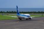 deideiさんが、鳥取空港で撮影した全日空 737-881の航空フォト(写真)