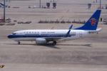 yabyanさんが、中部国際空港で撮影した中国南方航空 737-71Bの航空フォト(写真)