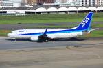 Airbus350さんが、福岡空港で撮影した全日空 737-881の航空フォト(写真)
