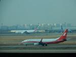 kiyohsさんが、上海浦東国際空港で撮影した上海航空 737-86Dの航空フォト(写真)