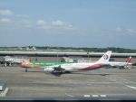 kiyohsさんが、成田国際空港で撮影した中国東方航空 A340-642の航空フォト(写真)