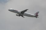OMAさんが、香港国際空港で撮影したキャセイドラゴン A320-232の航空フォト(写真)