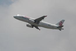 OMAさんが、香港国際空港で撮影したキャセイドラゴン A320-232の航空フォト(飛行機 写真・画像)