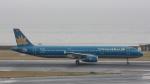 Cassiopeia737さんが、中部国際空港で撮影したベトナム航空 A321-231の航空フォト(写真)