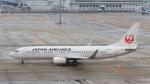 Cassiopeia737さんが、中部国際空港で撮影した日本航空 737-846の航空フォト(写真)