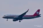 takamaruさんが、静岡空港で撮影した四川航空 A320-214の航空フォト(飛行機 写真・画像)