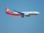 kiyohsさんが、上海浦東国際空港で撮影した上海航空 A330-243の航空フォト(写真)