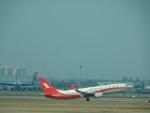 kiyohsさんが、上海浦東国際空港で撮影した上海航空 737-89Pの航空フォト(写真)