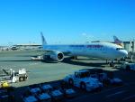 kiyohsさんが、成田国際空港で撮影した中国東方航空 777-39P/ERの航空フォト(飛行機 写真・画像)