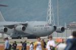 たにやん99さんが、岩国空港で撮影したアメリカ空軍 C-17A Globemaster IIIの航空フォト(写真)