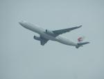kiyohsさんが、香港国際空港で撮影した中国東方航空 A330-343Xの航空フォト(飛行機 写真・画像)