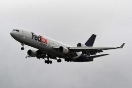 kuro2059さんが、台湾桃園国際空港で撮影したフェデックス・エクスプレス MD-11Fの航空フォト(飛行機 写真・画像)