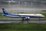 ばっきーさんが、羽田空港で撮影した全日空 A321-272Nの航空フォト(写真)