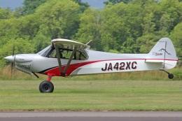 MOR1(新アカウント)さんが、たきかわスカイパークで撮影したニセコ・アビエーション CC19-180 XCubの航空フォト(飛行機 写真・画像)