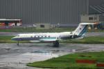 ばっきーさんが、羽田空港で撮影した海上保安庁 G-V Gulfstream Vの航空フォト(写真)