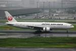 ばっきーさんが、羽田空港で撮影した日本航空 777-289の航空フォト(写真)