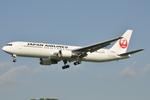 snow_shinさんが、福岡空港で撮影した日本航空 767-346/ERの航空フォト(飛行機 写真・画像)