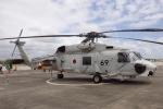 木人さんが、館山航空基地で撮影した海上自衛隊 SH-60Jの航空フォト(写真)