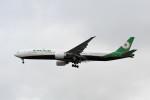 kuro2059さんが、台湾桃園国際空港で撮影したエバー航空 777-36N/ERの航空フォト(飛行機 写真・画像)