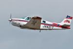 Dojalanaさんが、函館空港で撮影した航空大学校 A36 Bonanza 36の航空フォト(飛行機 写真・画像)