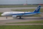 代打の切札さんが、関西国際空港で撮影した全日空 A320-271Nの航空フォト(写真)