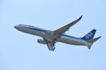 まーくんJA8995さんが、関西国際空港で撮影した全日空 737-881の航空フォト(写真)