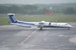 kumagorouさんが、新千歳空港で撮影したANAウイングス DHC-8-402Q Dash 8の航空フォト(写真)