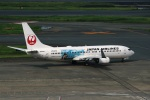 DVDさんが、羽田空港で撮影した日本航空 737-846の航空フォト(写真)