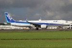 EosR2さんが、鹿児島空港で撮影した全日空 A321-272Nの航空フォト(写真)