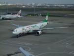 kiyohsさんが、羽田空港で撮影したエバー航空 A330-302Xの航空フォト(飛行機 写真・画像)