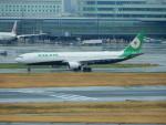 kiyohsさんが、羽田空港で撮影したエバー航空 A330-302の航空フォト(飛行機 写真・画像)
