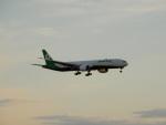 kiyohsさんが、シアトル タコマ国際空港で撮影したエバー航空 777-3SH/ERの航空フォト(飛行機 写真・画像)