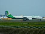 kiyohsさんが、成田国際空港で撮影したエバー航空 777-3AL/ERの航空フォト(飛行機 写真・画像)
