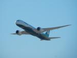 kiyohsさんが、成田国際空港で撮影したエバー航空 787-9の航空フォト(飛行機 写真・画像)