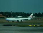kiyohsさんが、シンガポール・チャンギ国際空港で撮影したチャイナエアライン A330-302の航空フォト(飛行機 写真・画像)