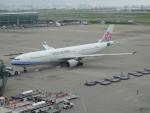 kiyohsさんが、羽田空港で撮影したチャイナエアライン A330-302の航空フォト(写真)
