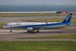 代打の切札さんが、関西国際空港で撮影した全日空 A321-272Nの航空フォト(写真)