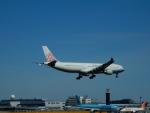 kiyohsさんが、成田国際空港で撮影したチャイナエアライン A330-302の航空フォト(写真)