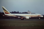 tassさんが、成田国際空港で撮影したザンビア・エアウェイズ 767-260/ERの航空フォト(写真)