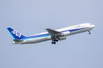 どりーむらいなーさんが、羽田空港で撮影した全日空 767-381/ERの航空フォト(写真)