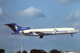 tassさんが、マイアミ国際空港で撮影したアメリジェット・インターナショナル 727-212/Adv(F)の航空フォト(飛行機 写真・画像)